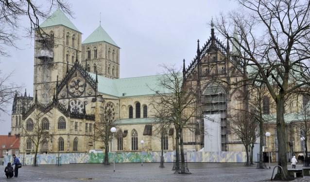 Waar is de vrede van Münster getekend? In Münster natuurlijk. Foto: Frans Nikkels/Tubantia.