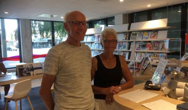 Het echtpaar Bijman uit Sassenheim wilde veel natuur in hun vakantie en dan zijn ze in Losser aan het goede adres. Zelf wonen ze in het bollengebied.