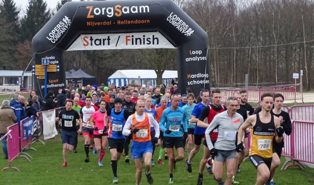 AV Twenterand houdt voor de achtste keer crosslopen op het Lageveld in Wierden.
