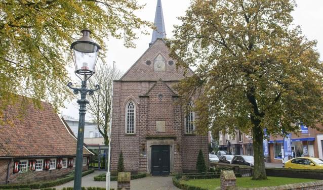 Benieuwd naar de geschiedenis van de protestantse kerk en andere monumenten? Ze zijn zaterdag open tijdens Monumentendag.