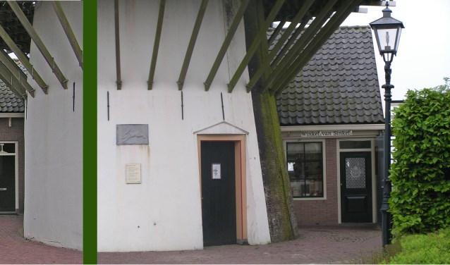 """De expositie 'Gluren bij de Alphense Buren' laat bezoekers """"proeven"""" van de historie van hun dorp."""