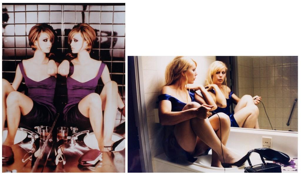 Lippe van der Klaar, O mode!, foto, 1995. Collectie Museum Arnhem  © Persgroep