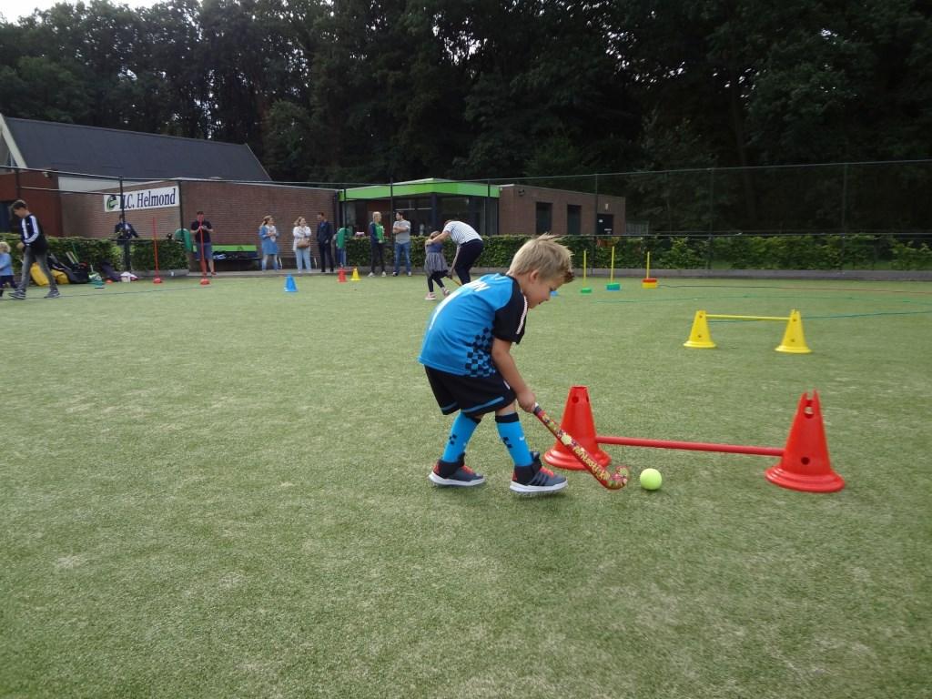 Voor jong en oud zijn er allerlei activiteiten bij de sportclubs in Helmond.