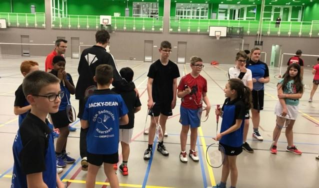 Badminton is snel te leren