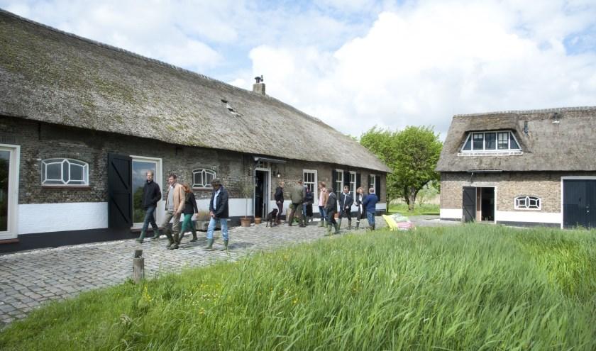 Historische boerderij van Natuurmonumenten