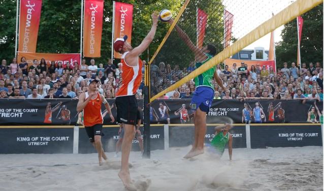 De kick-off van King of the Court is vrijdag 7 september in Utrecht.