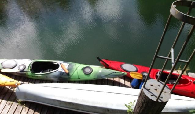 verschillende types kano's