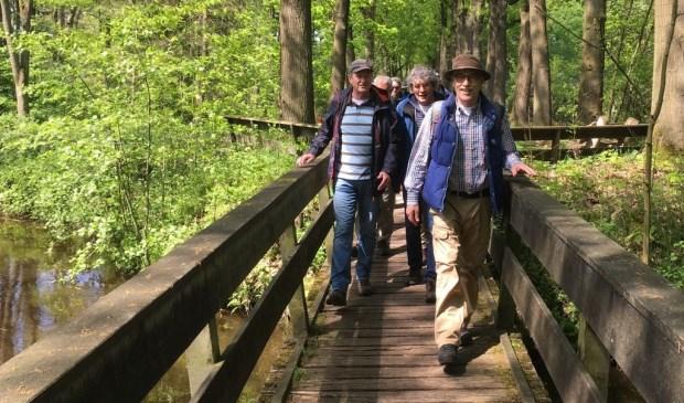Op woensdag 19 september kunt u meelopen met Charles. De wandeling van ongeveer 15 kilometer start rond 12.00 uur en voert over landgoed Huis ter Heide.