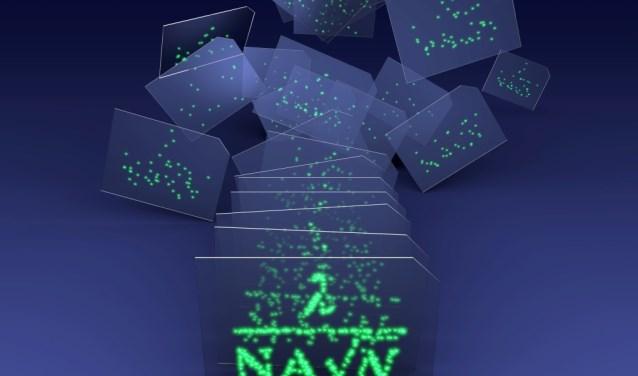 Steeds kleinere deeltjes worden met de microscoop zichtbaar.