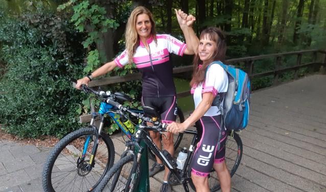 Samen één, samen sterk, samen fietsen voor Kenia. Jacky en Marleen zijn er klaar voor!