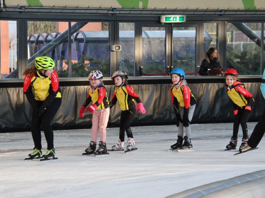 schaatsen is voor alle leeftijden Foto: eigen foto © Persgroep