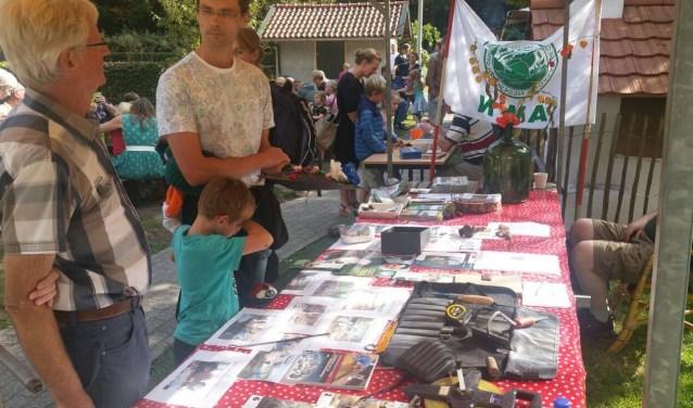 Op zondag 16 september is de publieksdag Archeologie in Zeist.
