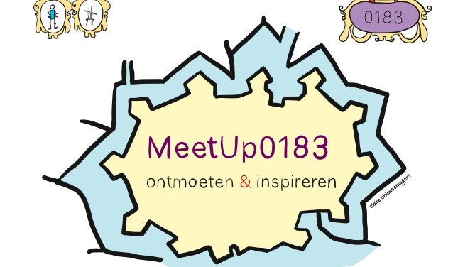 Meet Up 0183 is een ontmoeting van po, vo, mbo en hbo/universiteit