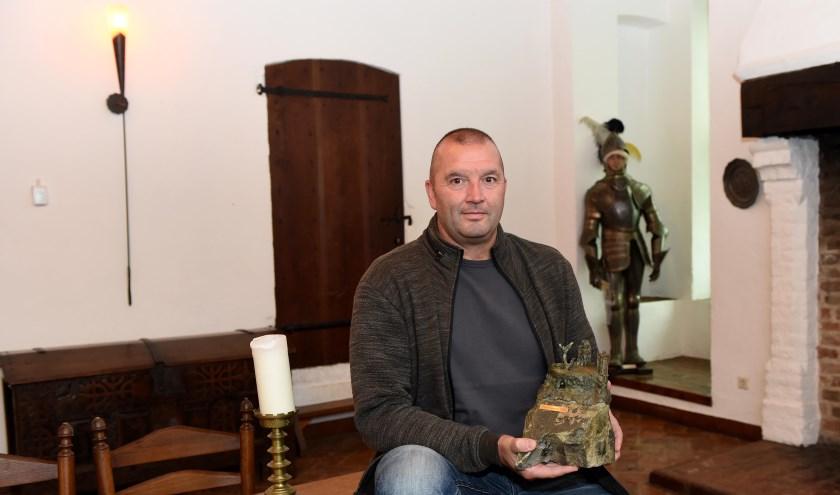 Rob Fréhé: ''De Award is een erkenning voor de groen- en klussenwerkgroep.''