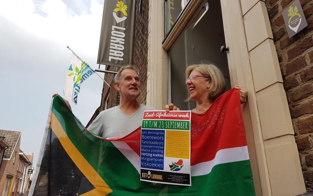 De van oorsprong Zuid-Afrikaanse Hertzog en Nada van Restaurant Eet-Lokaal.
