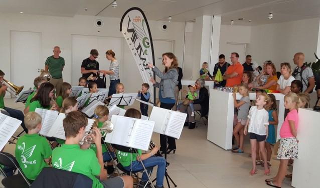 Opstap orkest De Bazuin De Meern