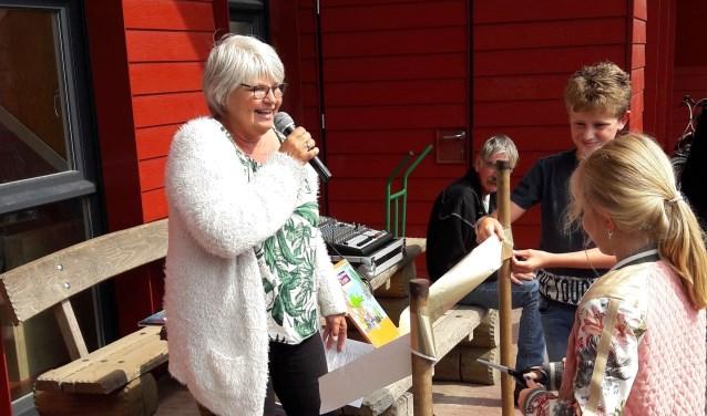Onderwijskundig Schoolleider Inge Schopman aa n het woord.