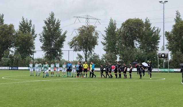 Line up. Foto: Bart de Koning
