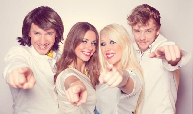 Abba Fever brengt zaterdag 15 september een ode aan de Zweedse popgroep in Theater de Pas. Kaarten zijn te koop via www.de-pas.nl.