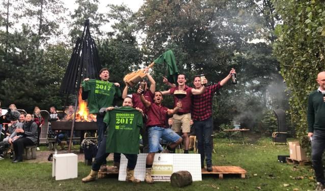 Tijdens het kampioenschap komen boomstam werpen, spijkerbroek hangen, boomstam zagen, boomstam sjouwen, houtblokken stapelen en natuurlijk houthakken aan bod.