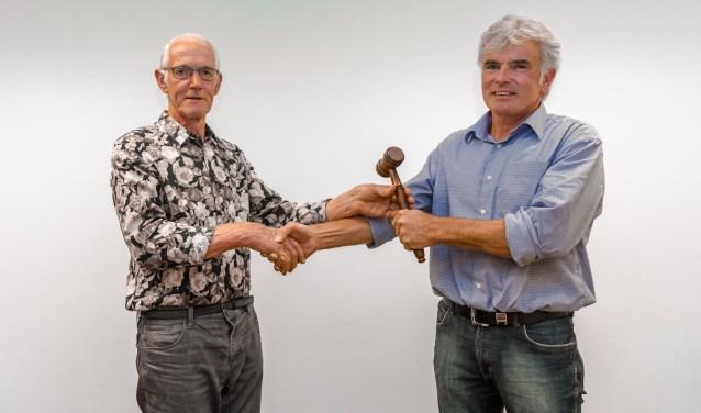 Dorus Huijsmans volgtToon Hendriks op als voorzitter van het bestuur van VDB/LO. Foto: Albert Hendriks.
