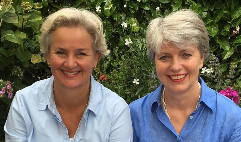 Anneke van Os en Jann van der Wal