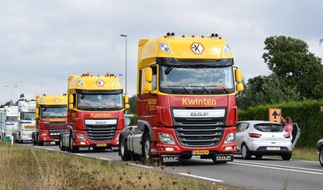 Vanwege het 25 jarige partnerschap tussen MCB Nederland en Stichting Truckrun Valkenswaard zal de opening zaterdag worden gedaan door een van de MCB directeuren Emiel van Boxtel.