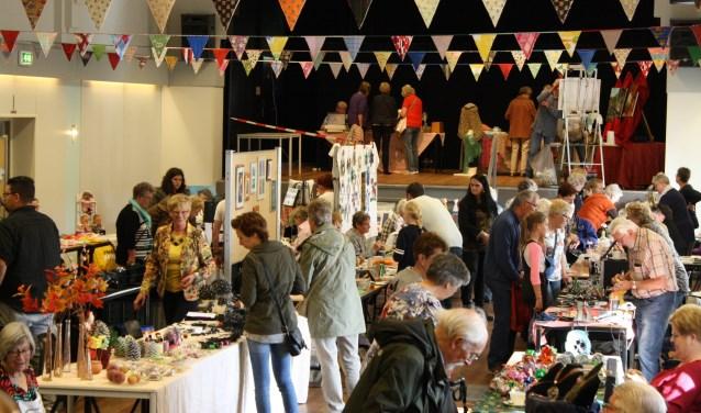 In de Vianden in 't Ginneken kun je op zaterdag en zondag tijdens de 3e editie van de BREDA EXPO van Ambacht tot Hobby weer kennismaken met een mooie, interessante mix van oude ambachten en hobby's.