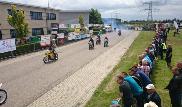Parcour Pauw GP van Dodewaard