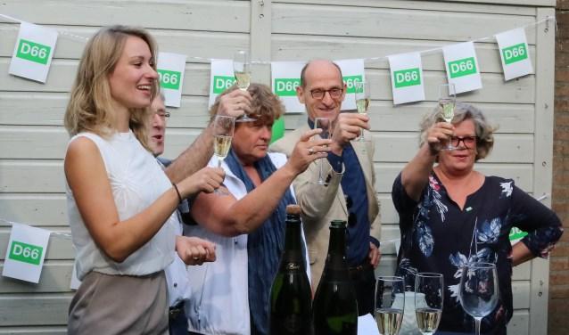 D66 West Betuwe trapt campagne af.