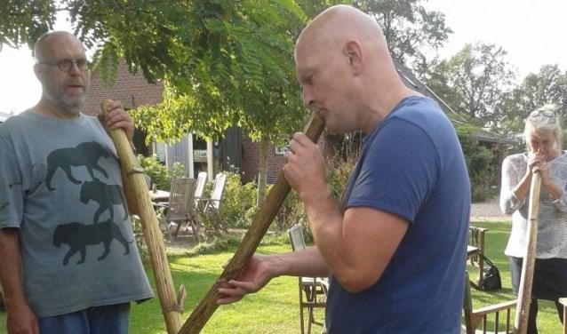 didgeridoo maken