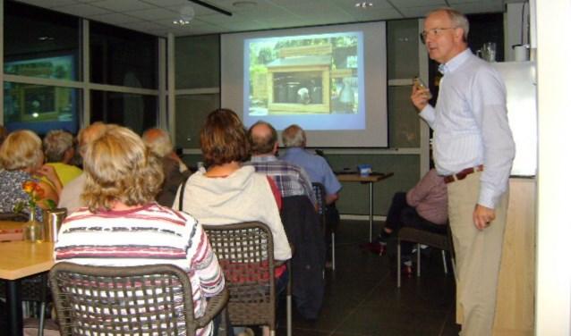 Gert Fortgens vertelt over eetbare tuin
