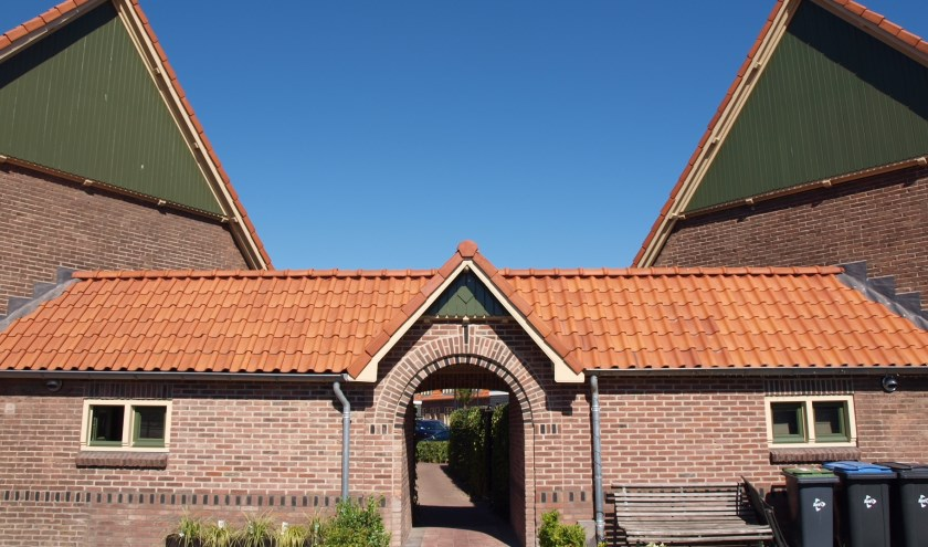 Sociale Woningbouw, St. Josephstichting.