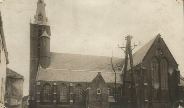 Sint Janskerk, van oorsprong katholiek.