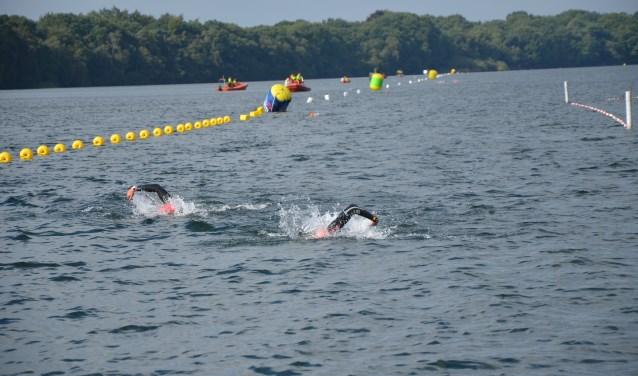 De Ijzeren Man.Afzien In Open Water Bij Ijzeren Man Zwemrace Stadsblad Den Bosch