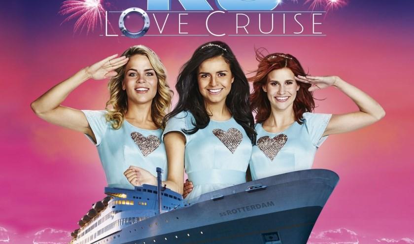 K3 Love Cruise.
