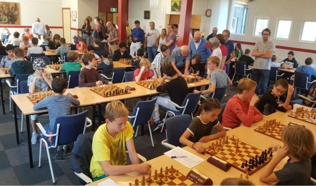 De Bennekomse Schaakvereniging BSV Bennekom houdt op maandag 22 oktober het 37e BSV jeugdschaaktoernooi.