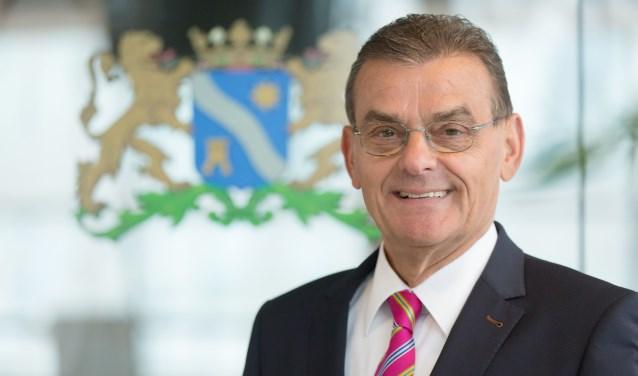 Wethouder Gerard van As. FOTO: Gemeente Alphen aan den Rijn