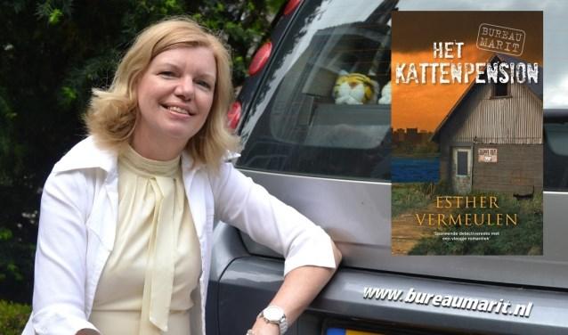 Esther Vermeulen. (tekst en foto: Arco van der Lee)
