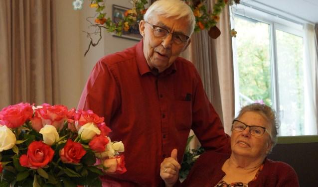 Klaas en Annie van Muijlwijk zijn op 19 september 1968 getrouwd.