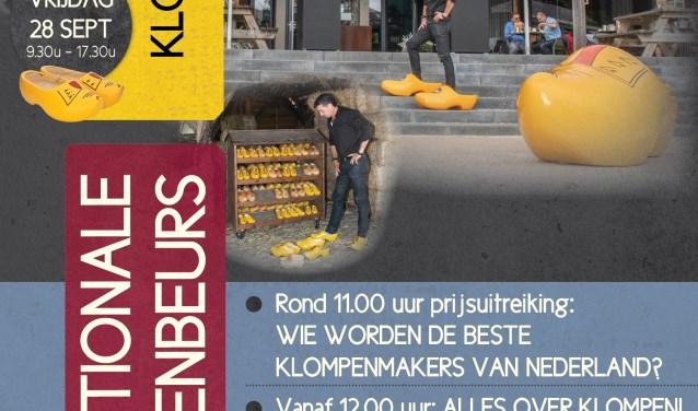 Al vele tientallen jaren worden de landelijke Klompenbeurs en de bijbehorende klompenkeuringen gehouden in Sint-Oedenrode.