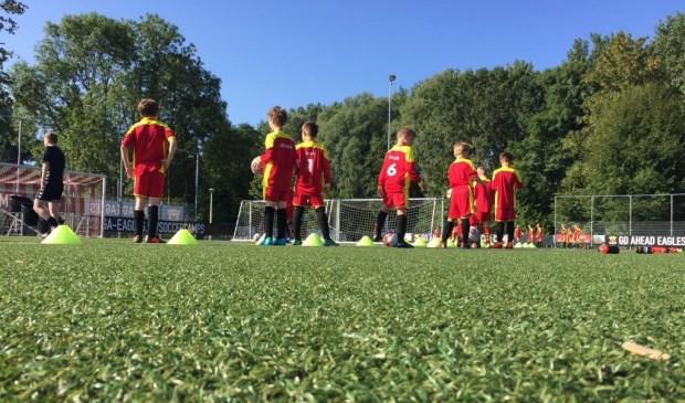 Go Ahead Eagles Soccer Camps