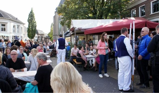 Bockbierdag in Aalten.