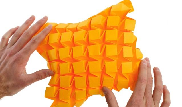 Origami: kunst of wetenschap?