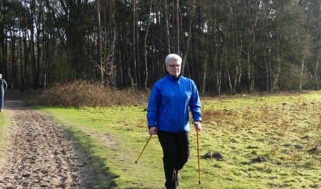 Trainster Nicolette Slot heeft een speciale cursus gevolgd over hoe je mensen met dementie kunt laten genieten van de natuur!