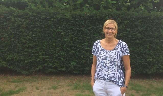 Berna Hazeleger zet zich met veel plezier in voor gehandicapten in Veenendaal.