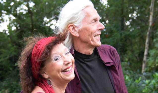 Elly & Rikkert geven een concert op 29 september in de Dorpskerk in Ruurlo.