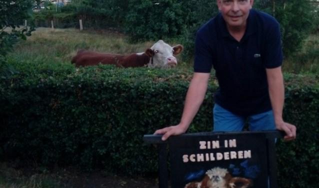 Ernst-Jan ten Hove gaat schilder- en tekenlessen in Rijssen verzorgen.