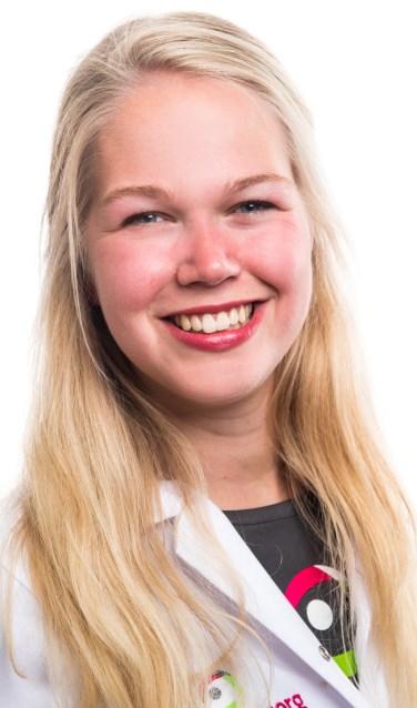 De lessen worden gegeven door  fysiotherapeute Inge ten Brinke van Jansen Fysiozorg.