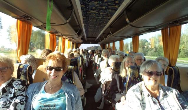 Arnhemse ouderen op weg naar The Lion King